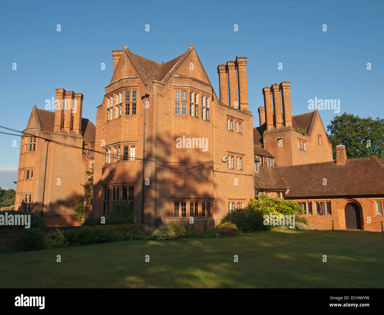Devere Venues New Place Hotel Shirrell Heath Southampton Hampshire UK - Stock Image