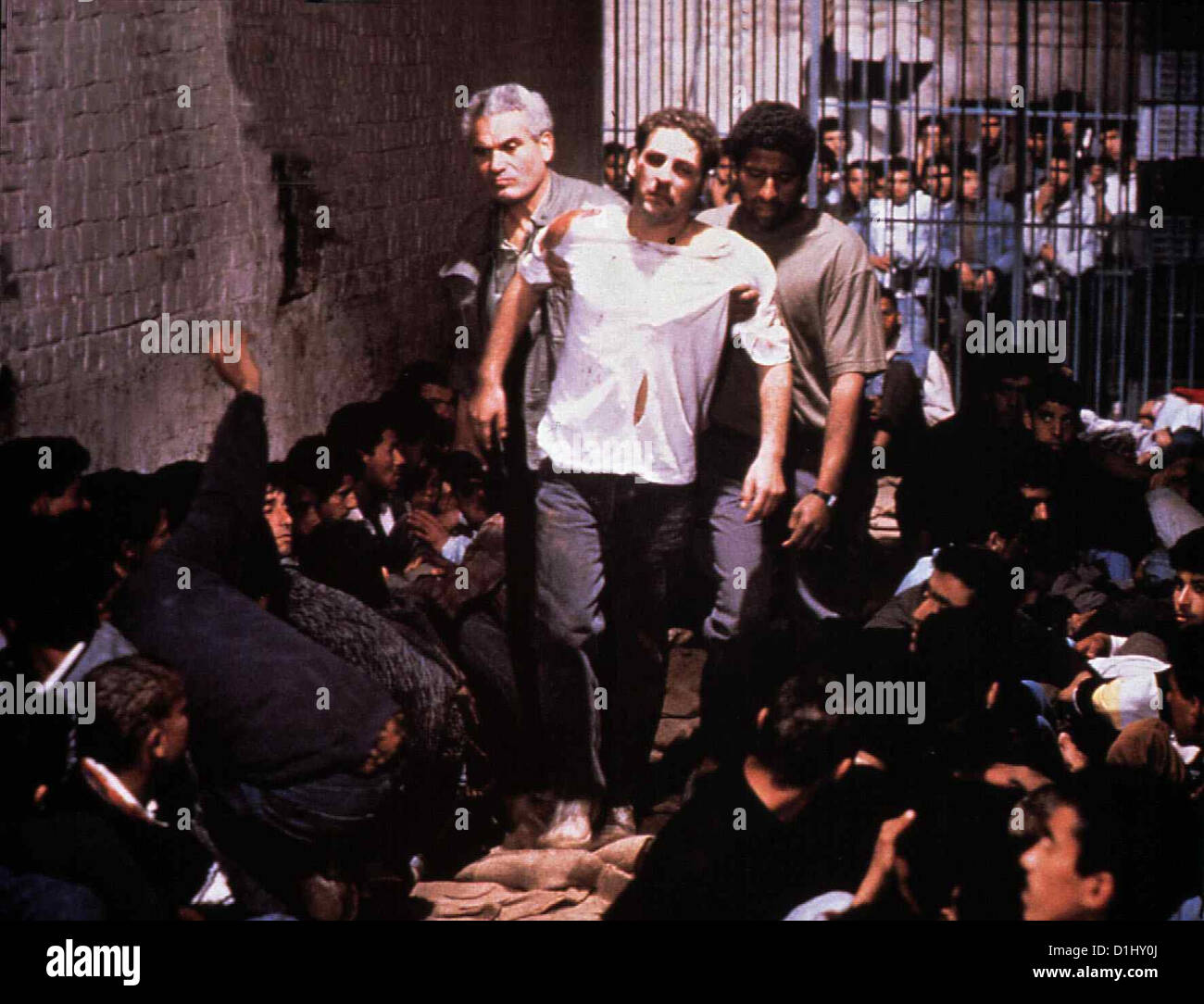 Oktober In Algier  Automne Octobre Alger  Im politisch und wirtschaftlich gebeutelten Algerien versucht ein junger - Stock Image