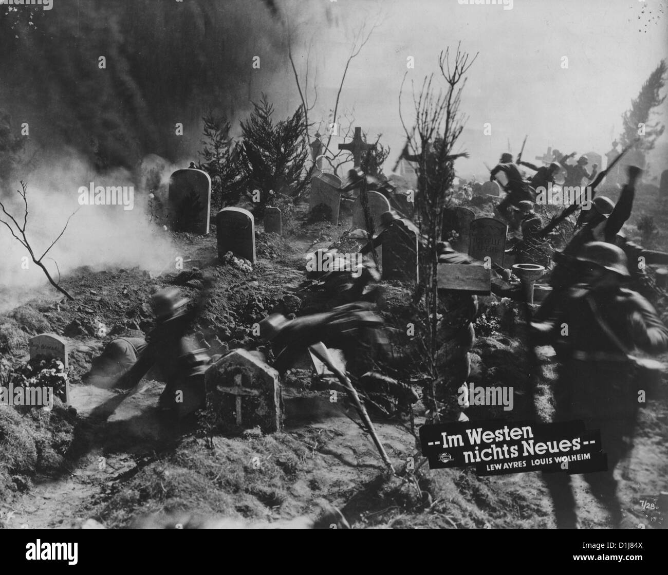 All Quiet On The Western Front Black And White Stock Photos
