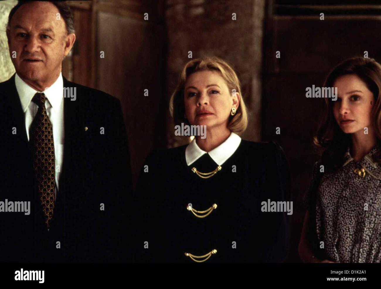 Birdcage - Ein Paradies Fuer Schrille Voegel  Birdcage,  Senator Keeley (Gene Hackman), Louise (Dianne Wiest), Barbara - Stock Image