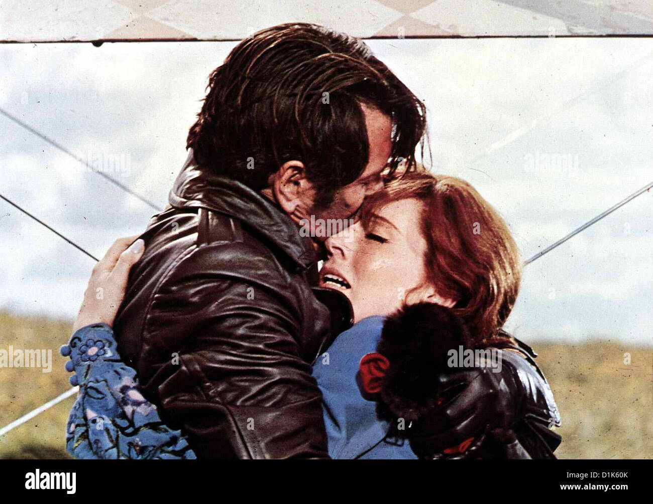 Darling Lili  Darling Lili  Rock Hudson, Julie Andrews Ihre Gefühle für William Larrabee (Rock Hudson) - Stock Image