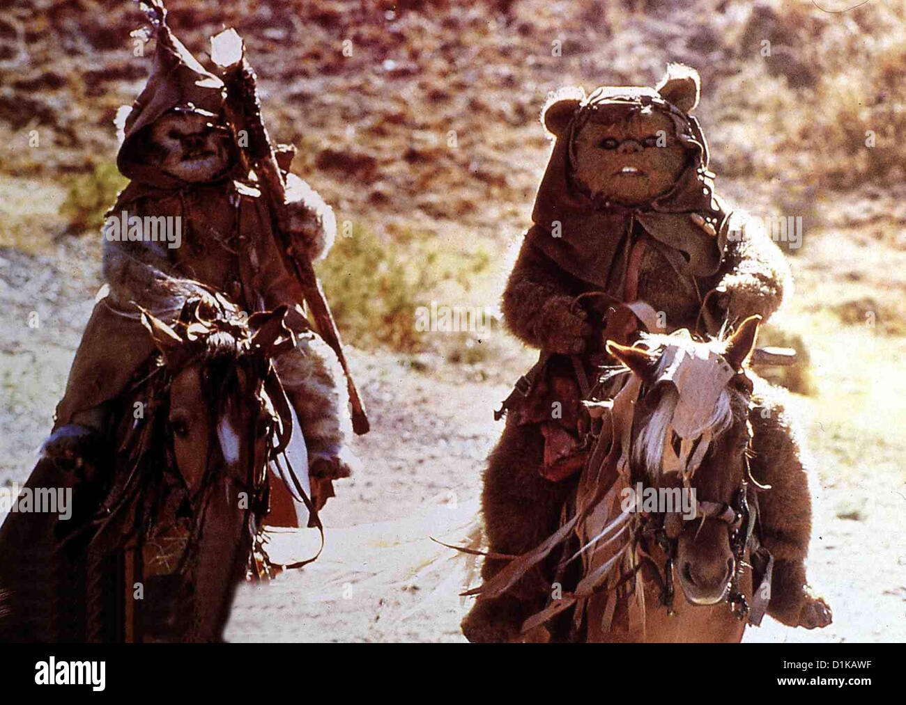 Ewok High Resolution Stock Photography And Images Alamy