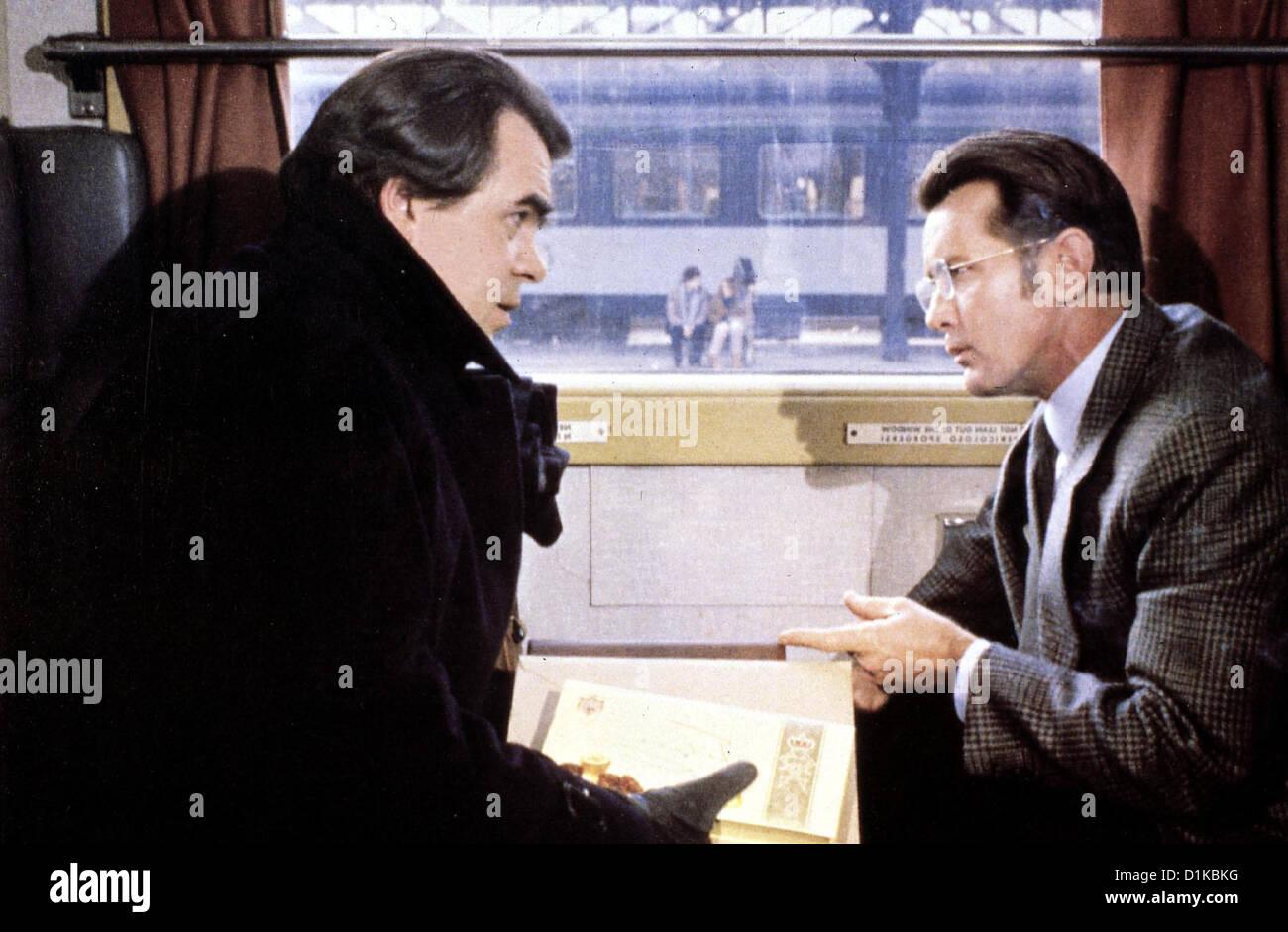 Enigma  Enigma  Martin Sheen Um geplante Attentate des KGB zu verhindern, ueberredet die CIA den Journalisten Alex - Stock Image