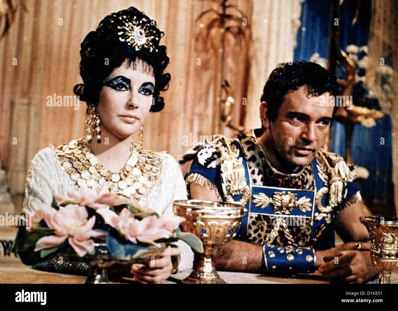 Cleopatra Mark Stock Photos & Cleopatra Mark Stock Images ... Richard Burton Cleopatra