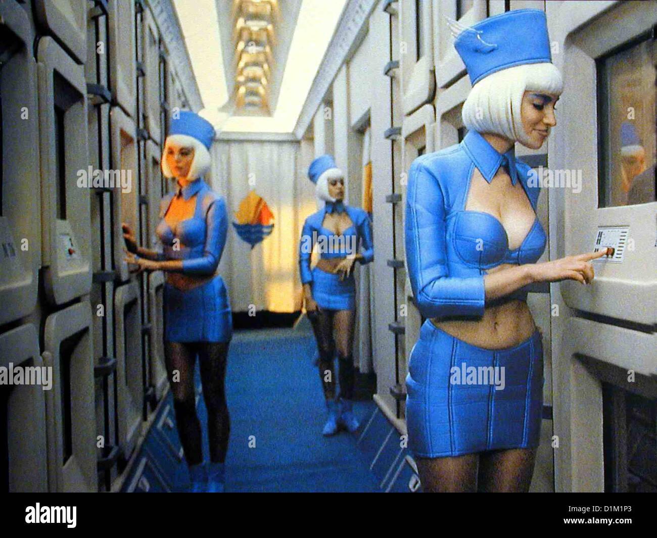 Das Fuenfte Element   Fifth Element, The   Szene *** Local Caption *** 1997  -- - Stock Image