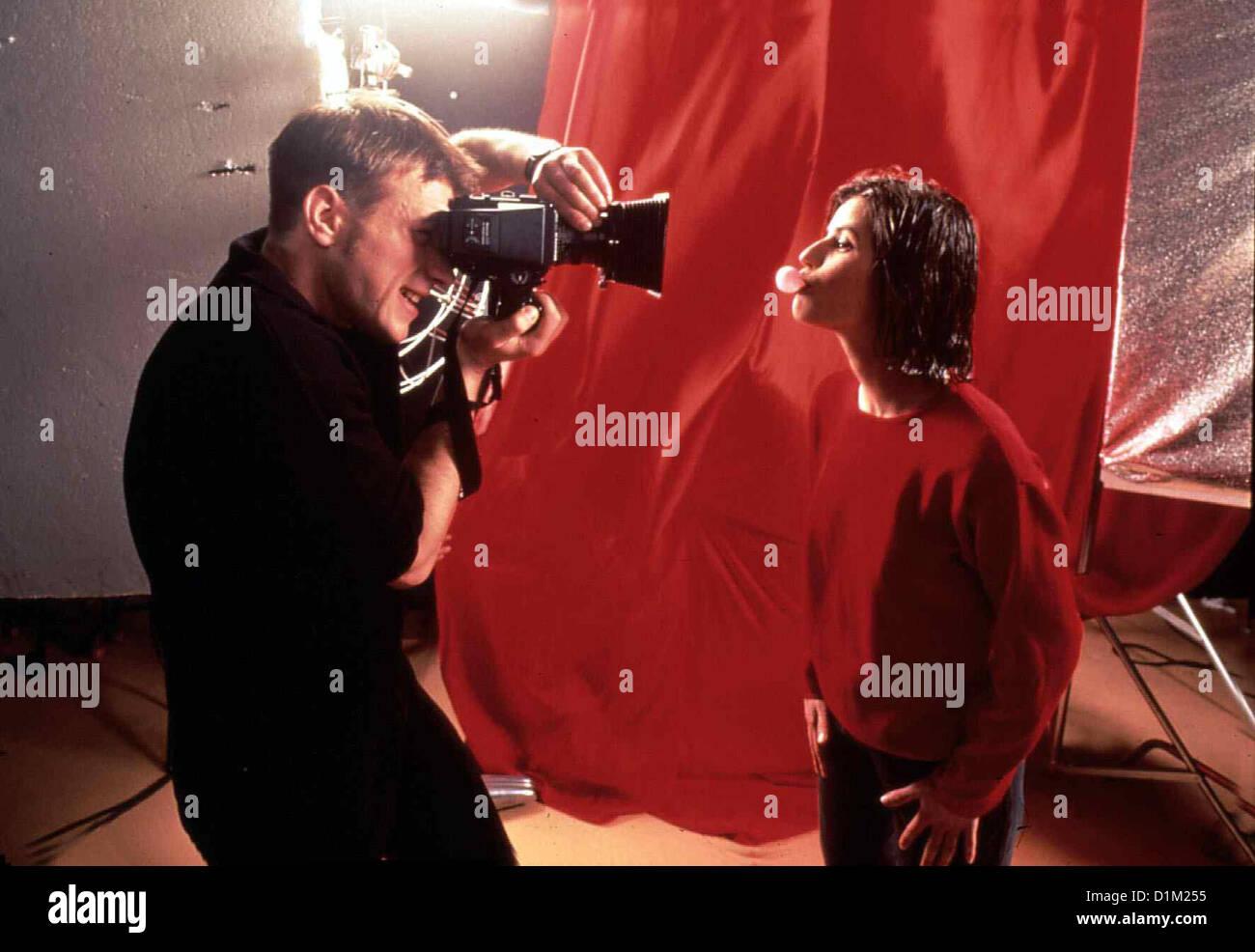 Drei Farben: Rot Film Rouge Samuel Lebihan, Irene Jacob Die Stock ...