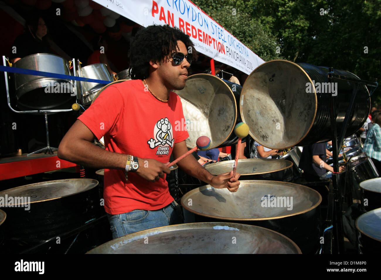 image london photos steel images stock bands photo in panorama competition alamy drums