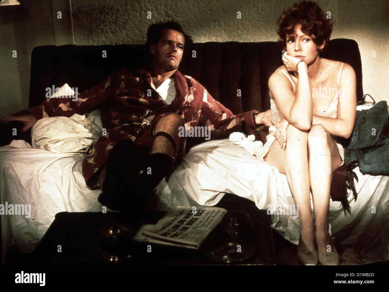 Mitgiftjaeger   Fortune, The   Jack Nicholson, Stockard Channing *** Local Caption *** 1975  -- - Stock Image