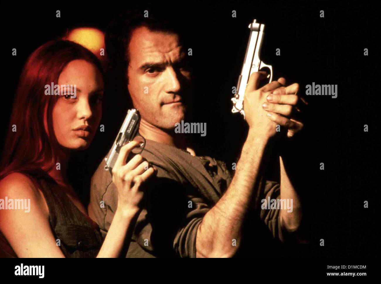 Angelina Jolie Cyborg 2 1993 cyborg 2 stock photos & cyborg 2 stock images - alamy