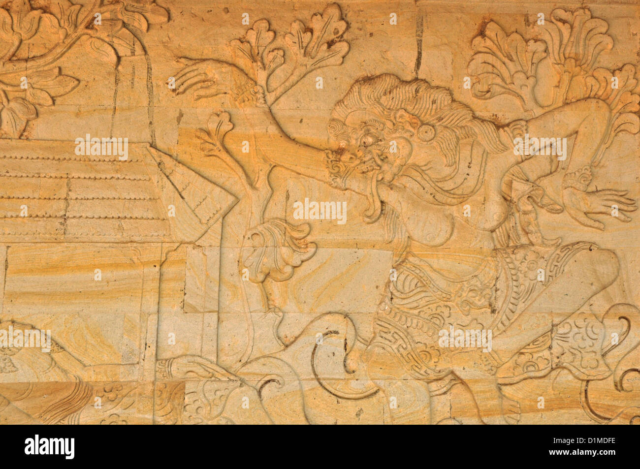 Old Fashioned Balinese Wall Art Component - Wall Art Collections ...