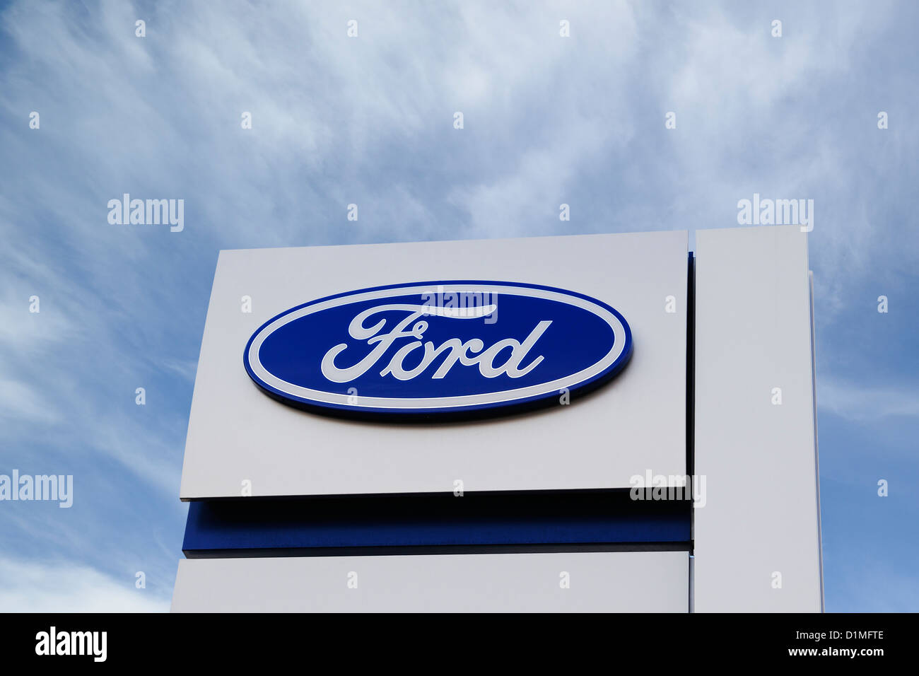 Ford Symbol Stock Photos Ford Symbol Stock Images Alamy