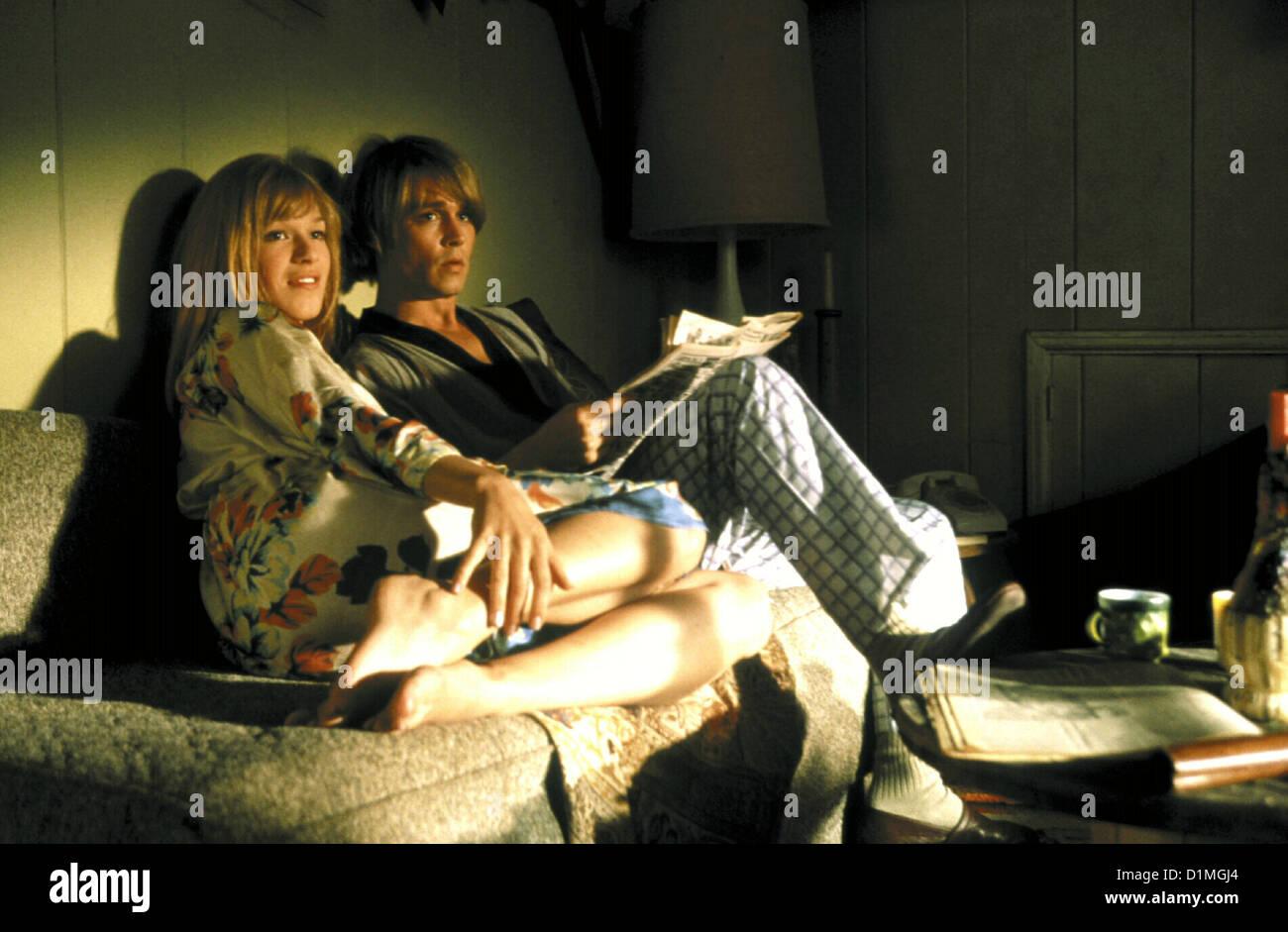 Blow   Blow   Franka Potente, Johnny Depp *** Local Caption *** 2001  Kinowelt Stock Photo
