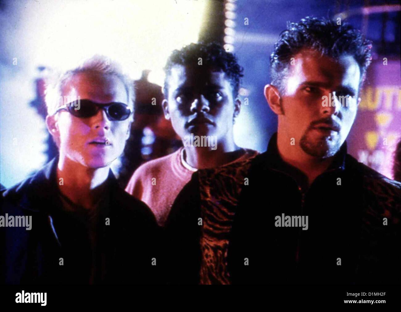 Generation X   Generation X   Randall Slavin, Bumper Robinson, Jeremy Ratchford *** Local Caption *** 1996  -- - Stock Image