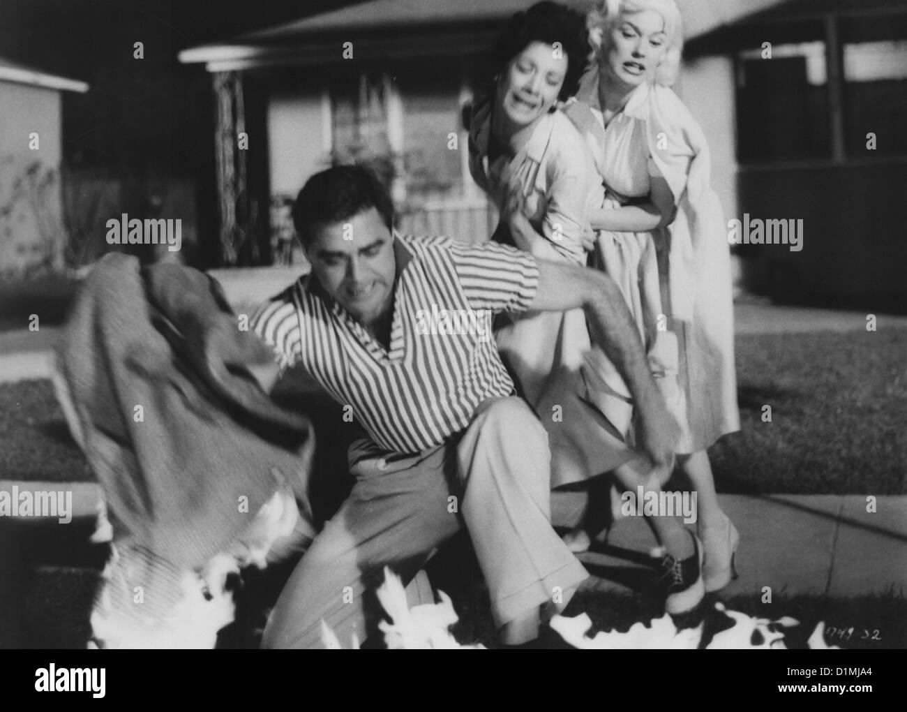 Der Grosse Schwindler   Big Operator, The   Szenenbild  -- - Stock Image