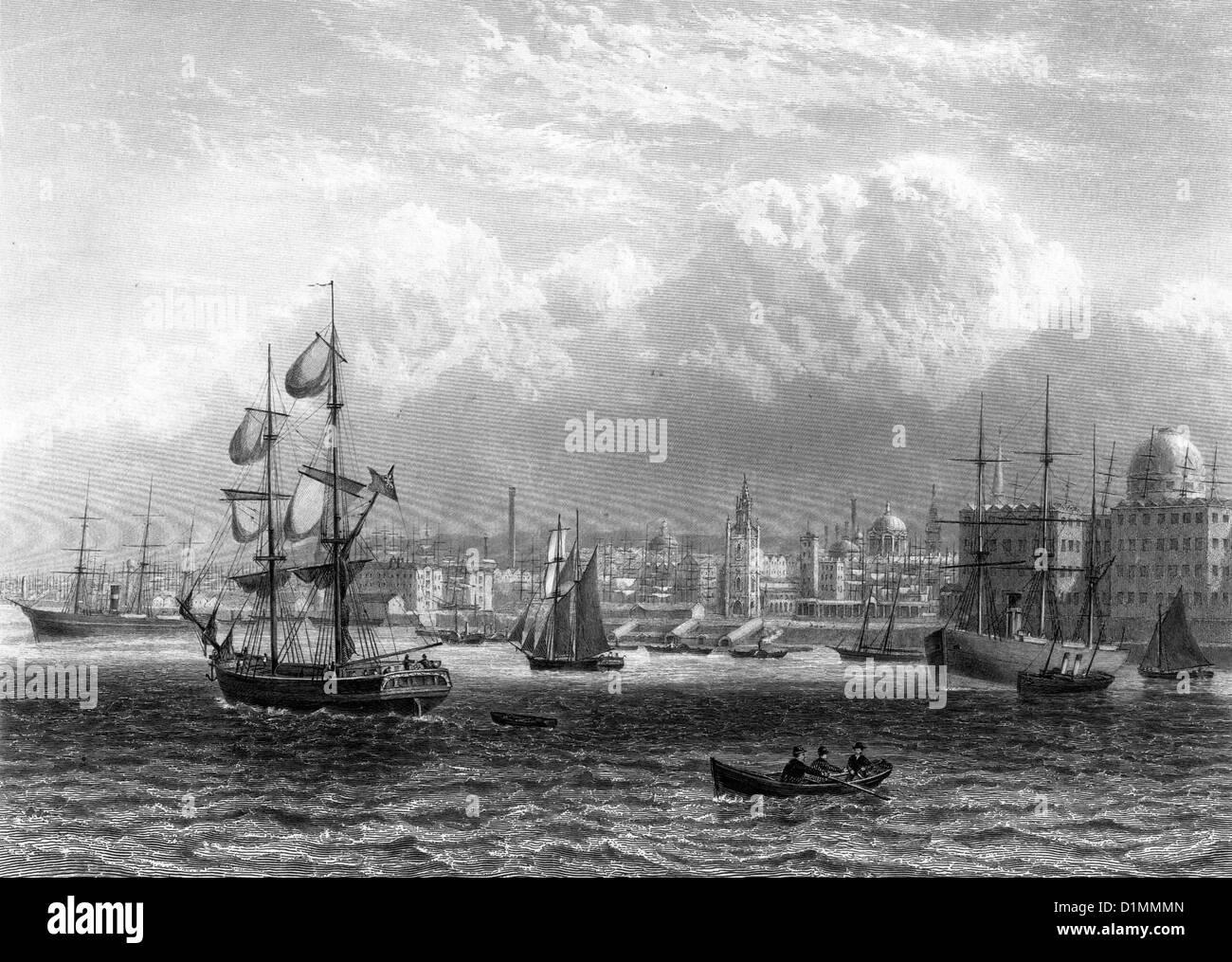 Sailing Ships 1800s Stock Photos Amp Sailing Ships 1800s Stock Images Alamy