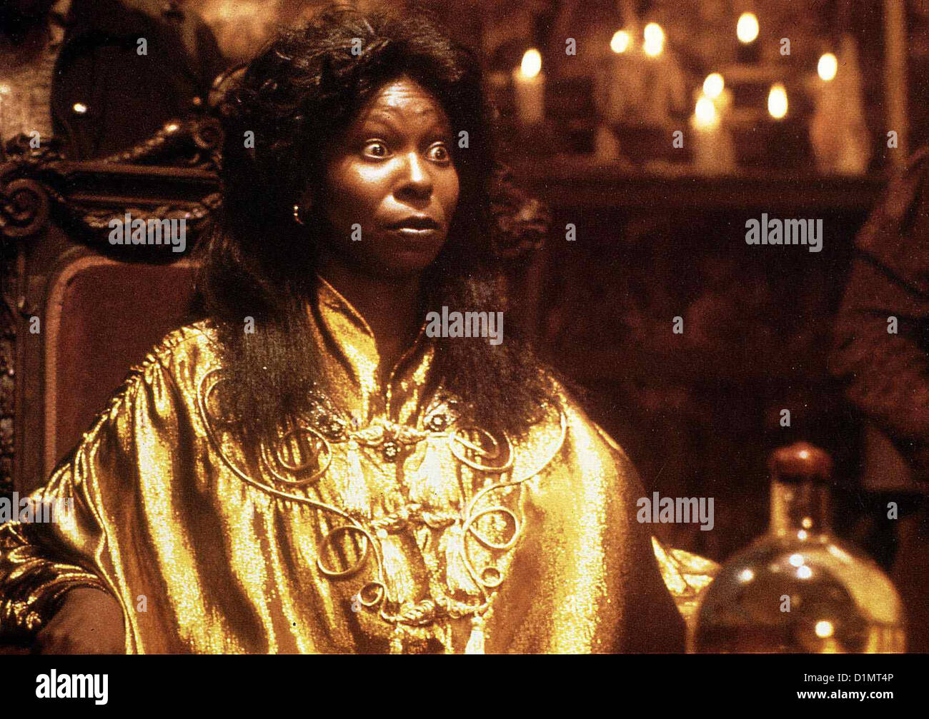 Image result for whoopi ghost gold costume