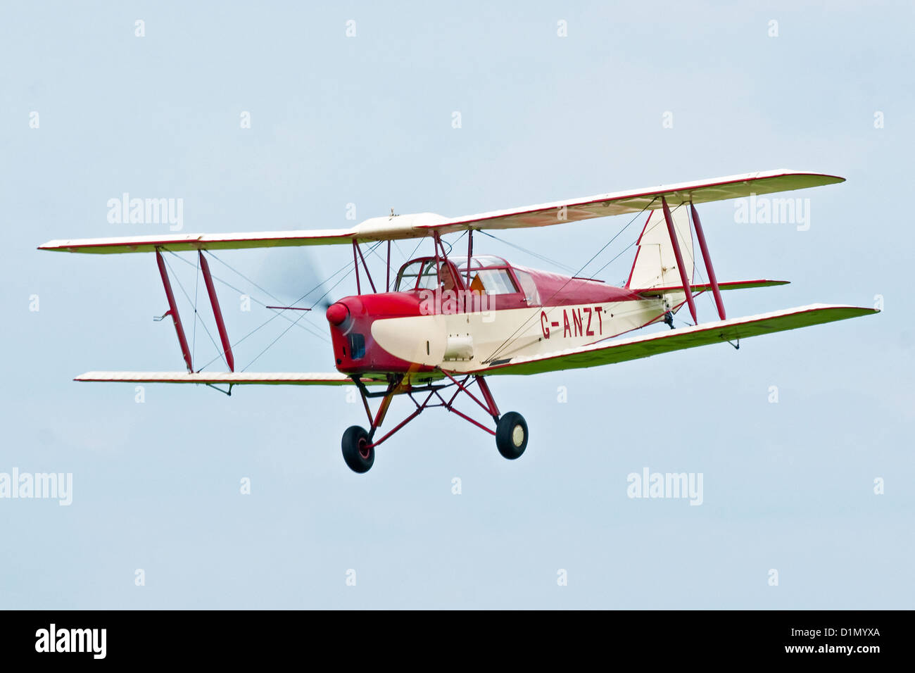 Thruxton Jackaroo G-ANZT at the Sywell Air Show 2012 - Stock Image