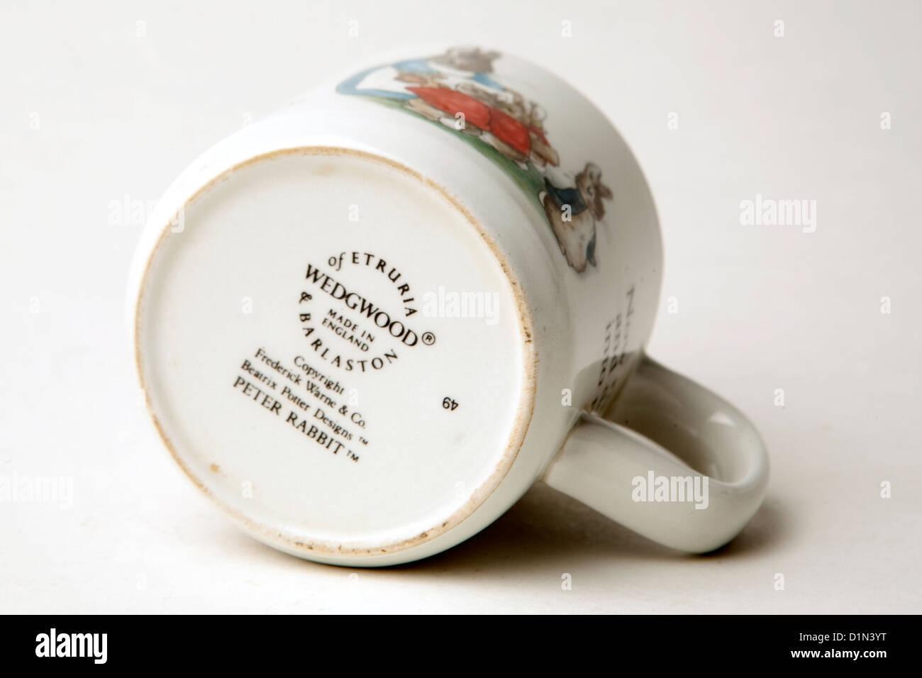 wedgwood pottery marks