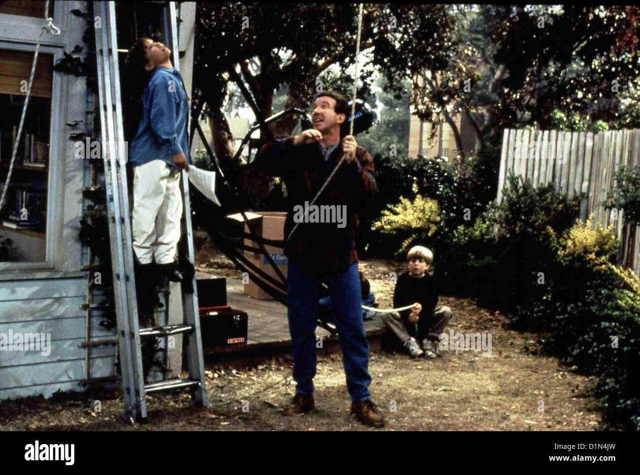 Hör' Mal, Wer Da Hämmert   Home Improvement - Year 1   Tim Allen *** Local Caption *** 1991  Touchstone - Stock Image