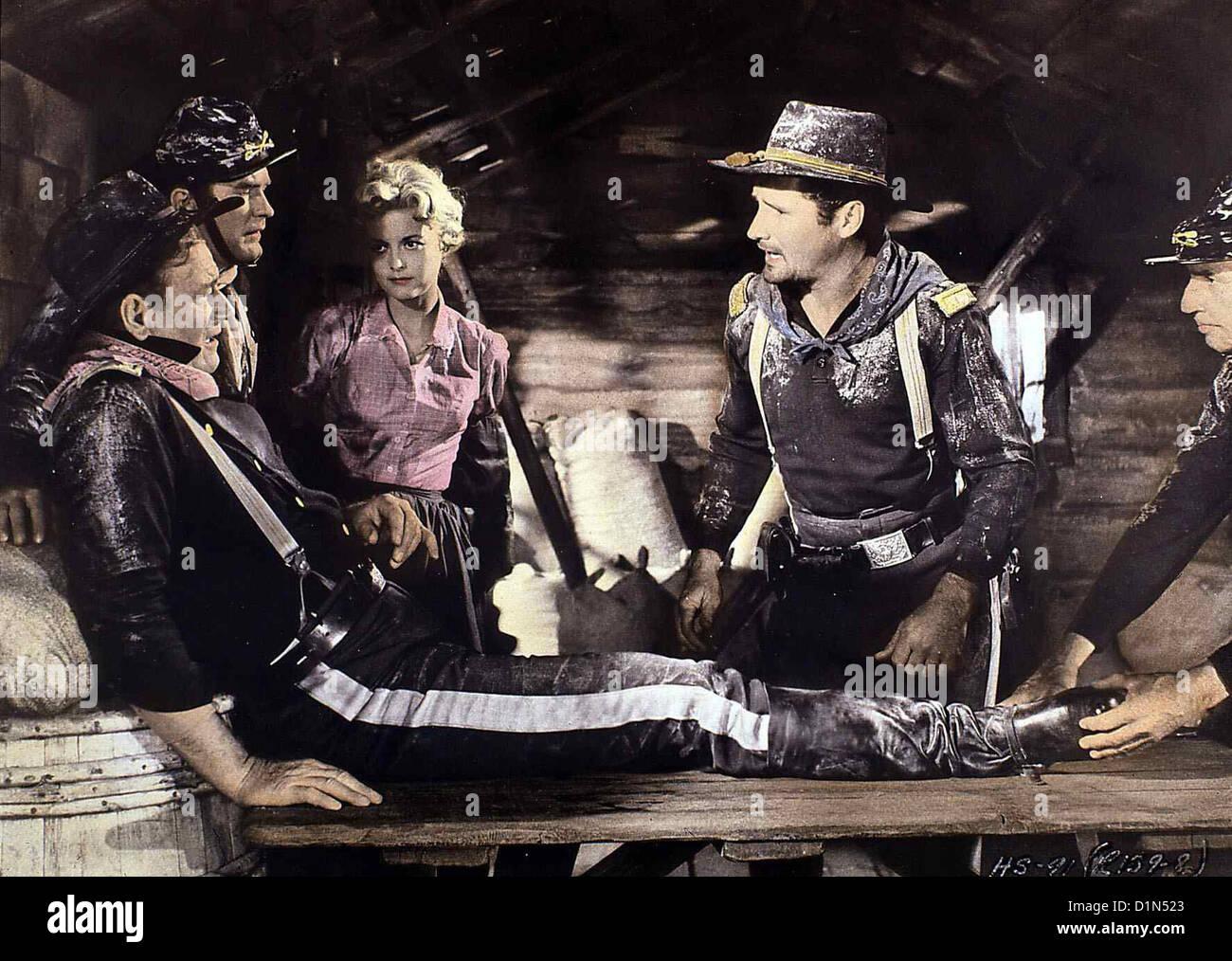 Der Letzte Befehl Ganzer Film John Wayne Deutsch