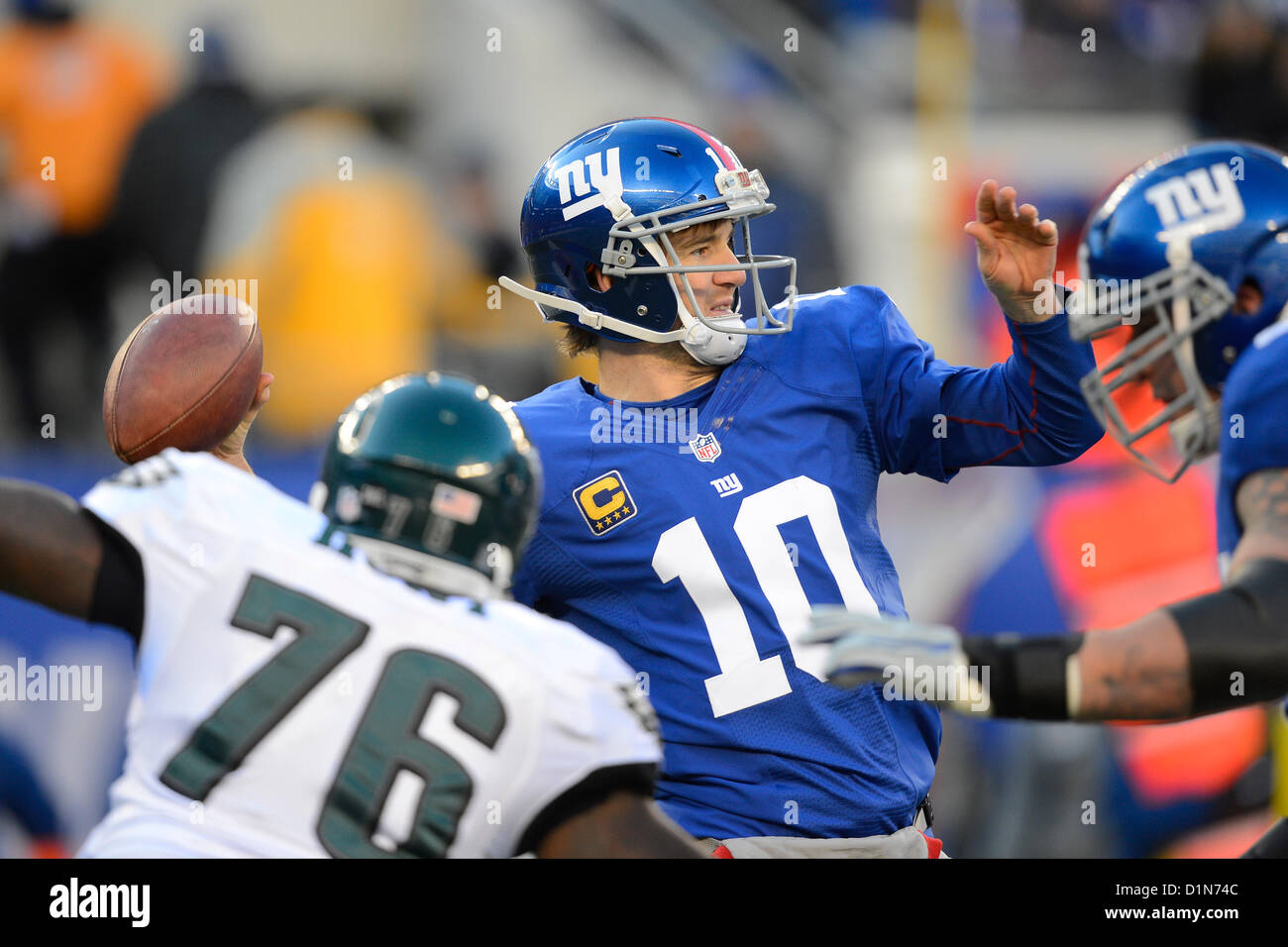new jersey usa. 30 december 2012 new york giants quarterback eli manning (