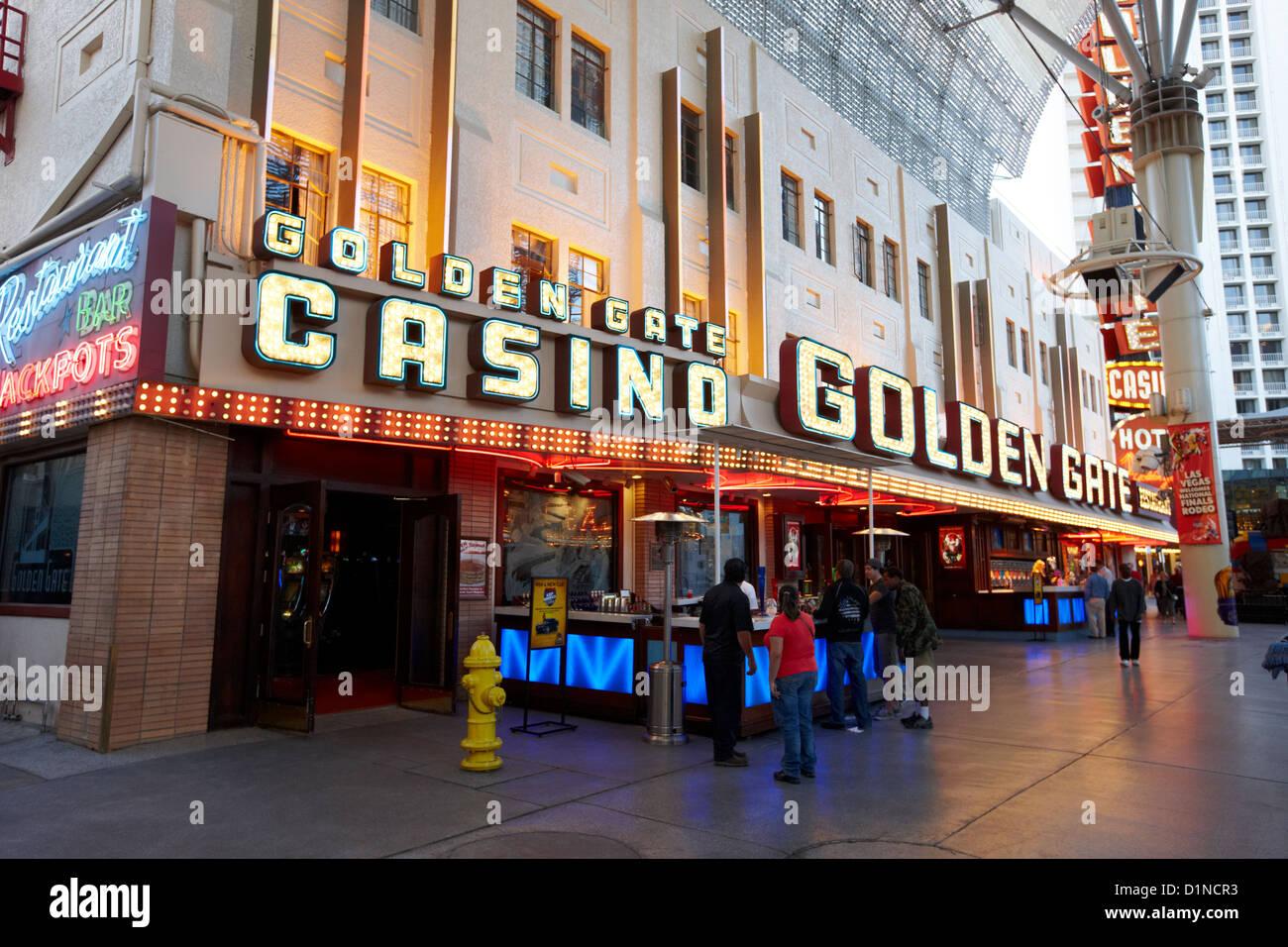 Golden Gate Casino Hotel Las Vegas Nv Usa