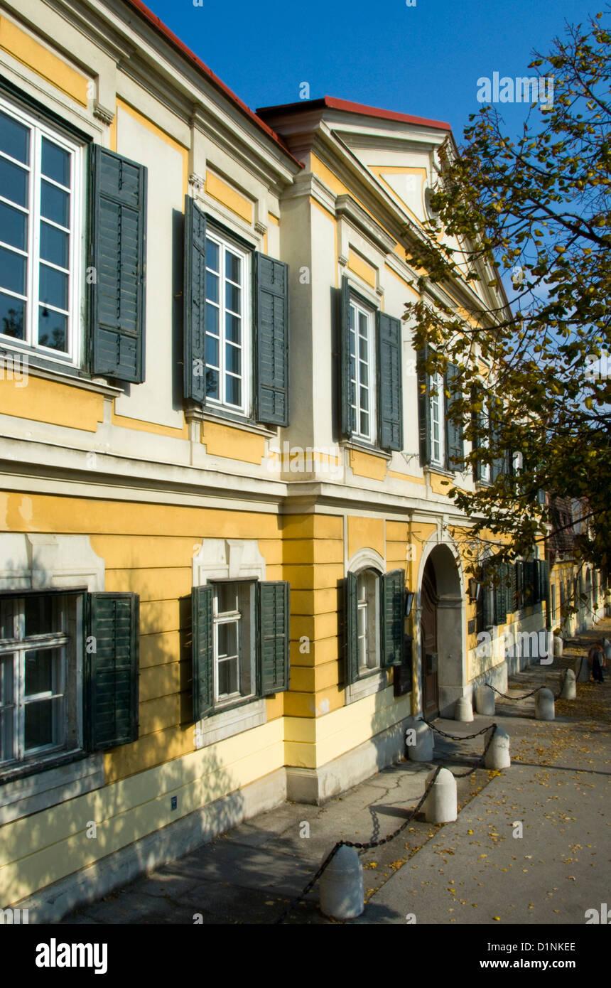 Österreich, Wien 23, Mauer, Endresstrasse, Rudolf-Steiner-Schule, Stock Photo