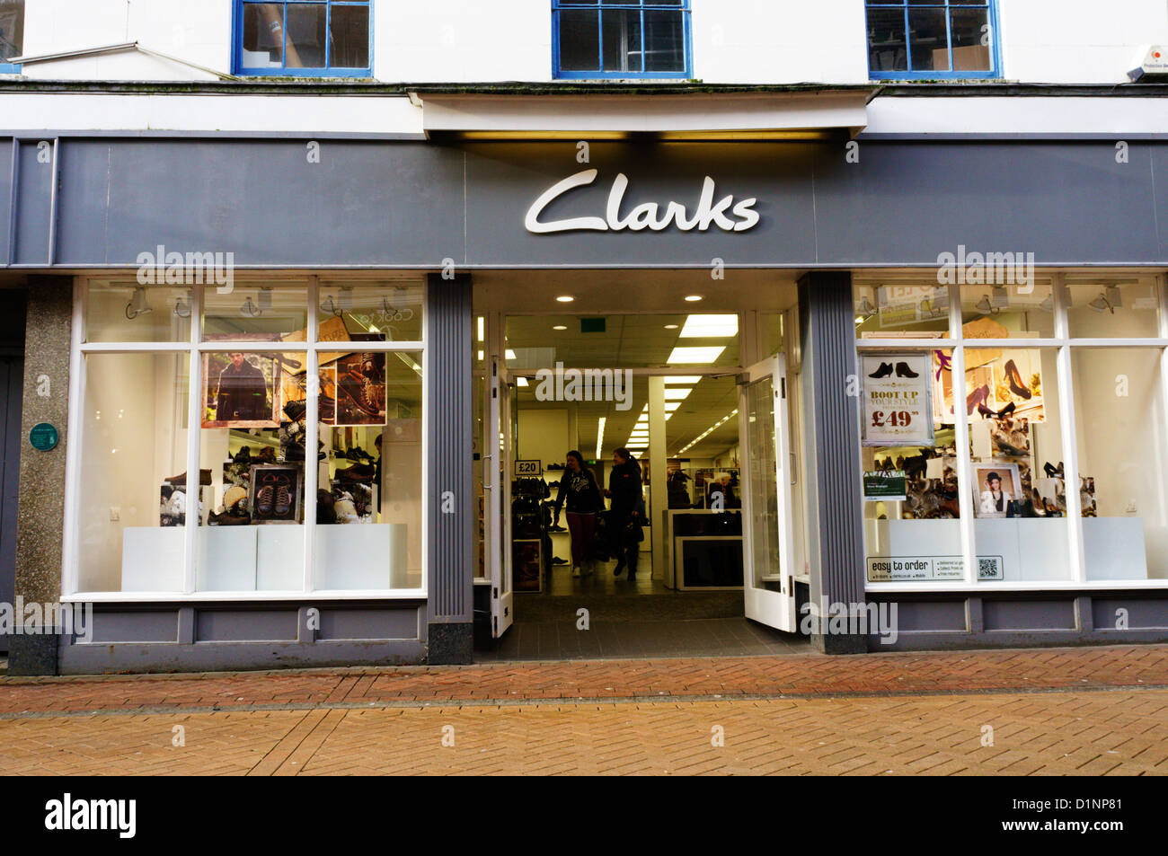 Shoe Shops In Kings Lynn