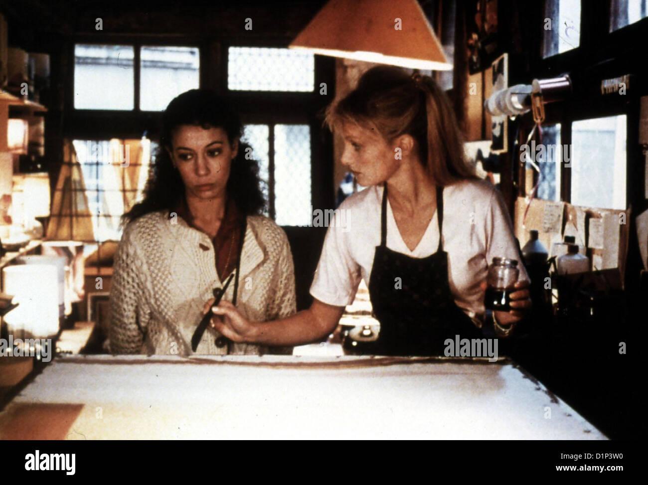 Die Schoene Hochzeit   Beau Mariage, Le   Sabine (Beatrice Romand), Clarisse (Arielle Dombasle) *** Local Caption - Stock Image