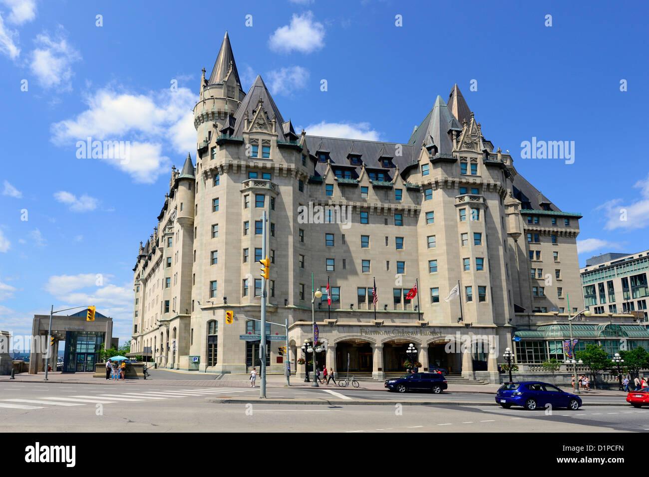 Fairmont chateau laurier hotel ottawa ontario canada for Hotel design ottawa