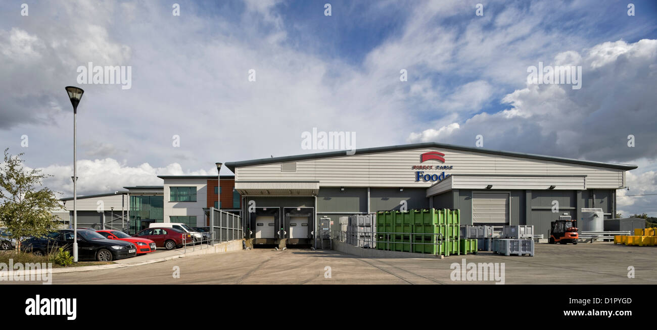 Direct table foods bacon and meat processing plant and offices bury stock photo 52750333 alamy - Direct cuisine ...