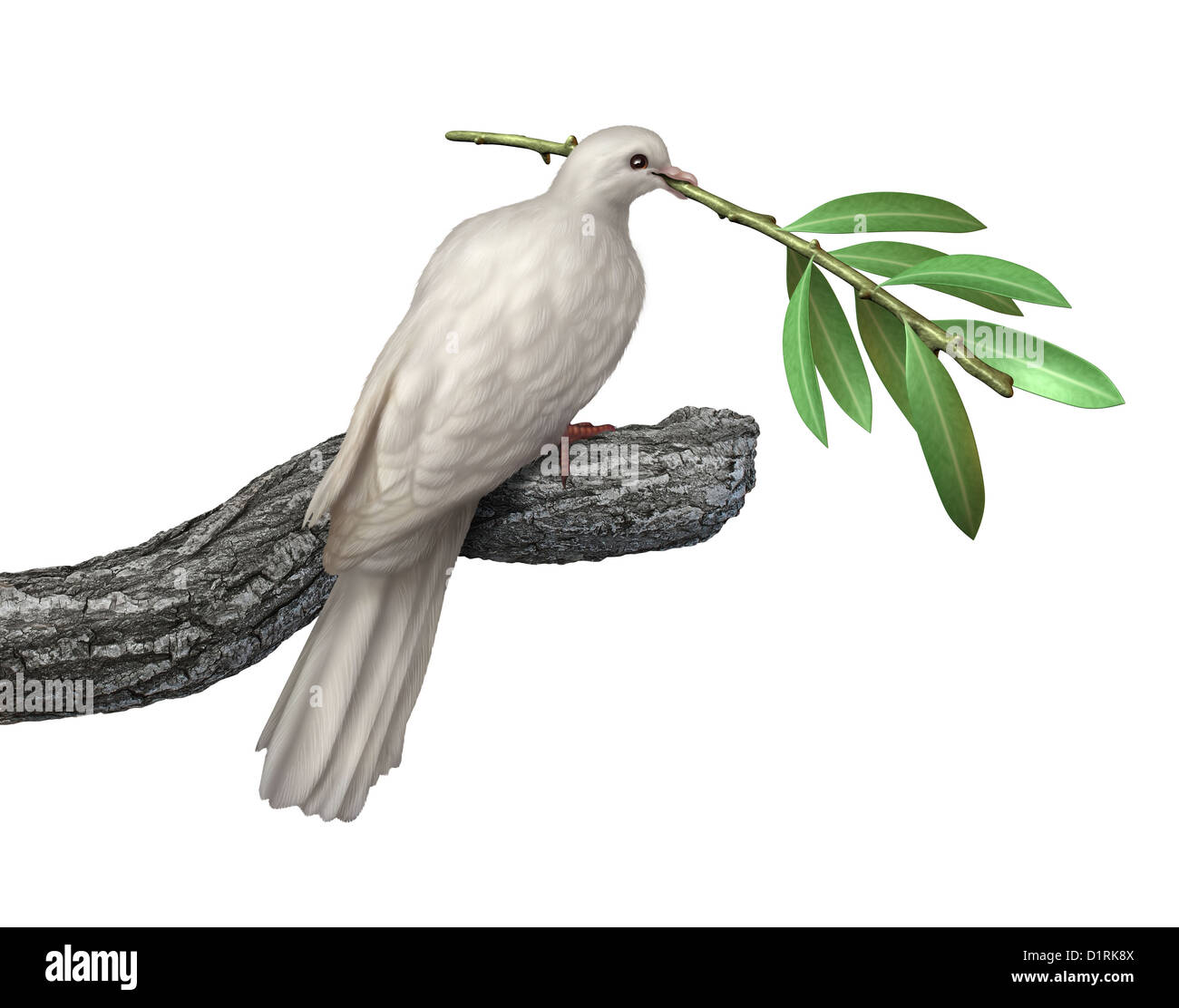 Peace Dove Cut Out Stock Images Pictures Alamy