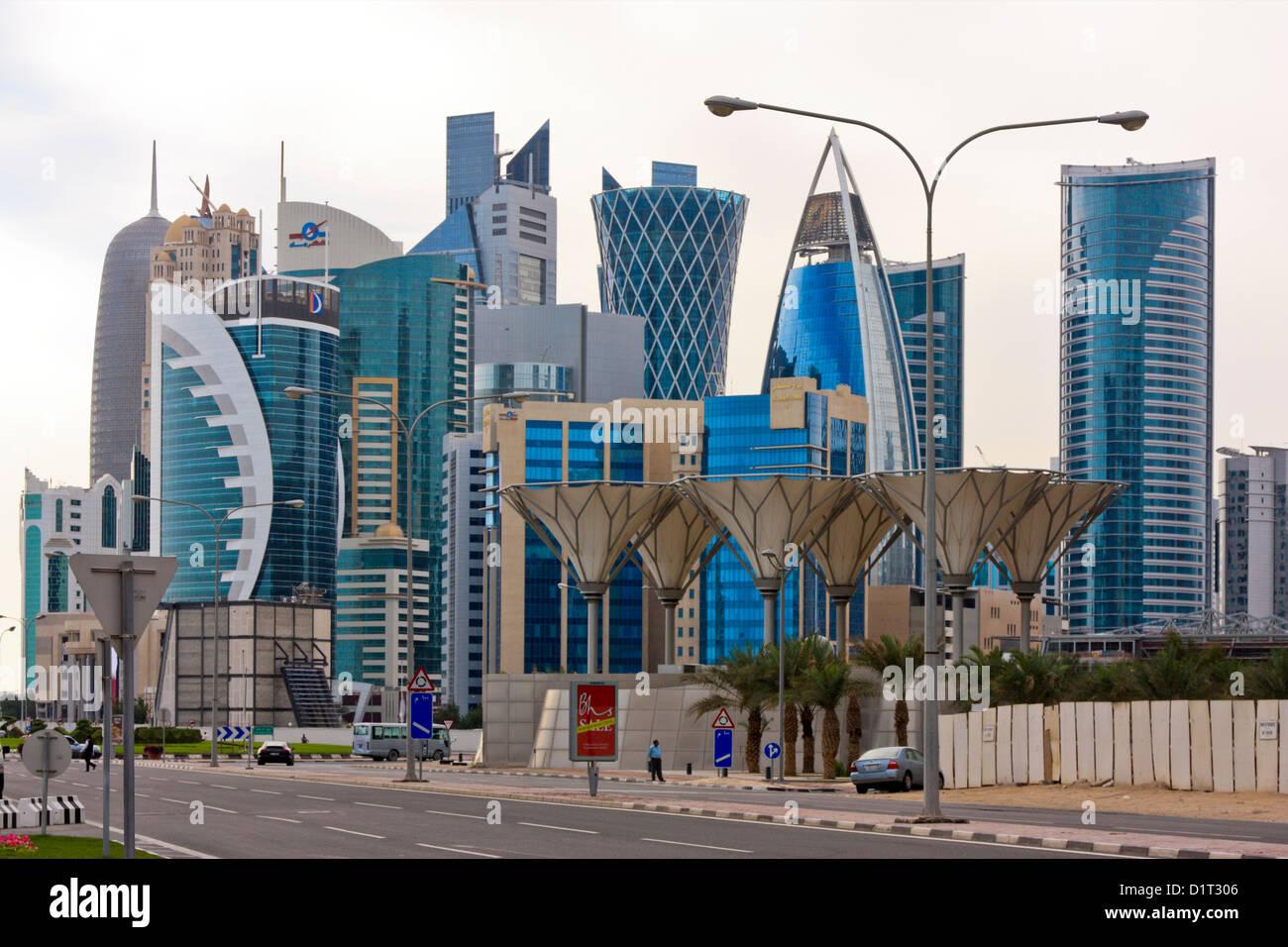катар города фото