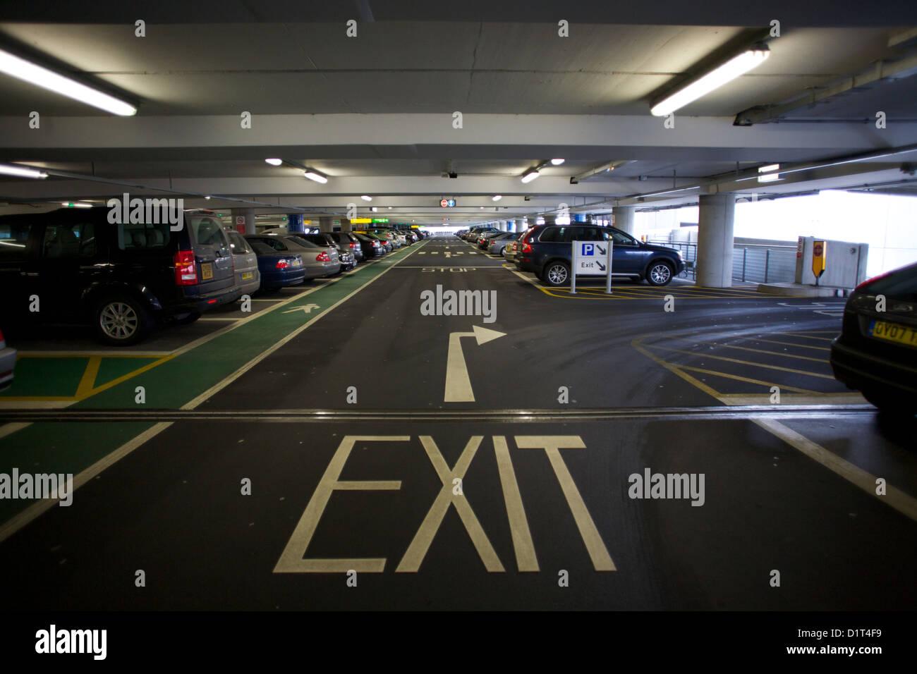 Heathrow Parking Stock Photos Heathrow Parking Stock Images Alamy