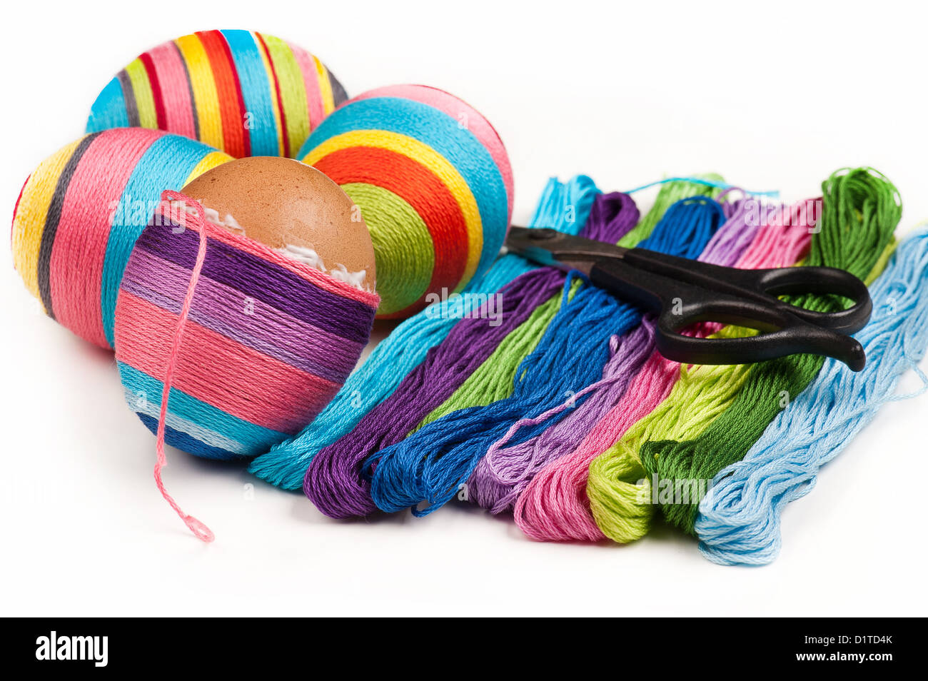 Do it yourself easter eggs decoration stock photo 52782931 alamy do it yourself easter eggs decoration solutioingenieria Choice Image