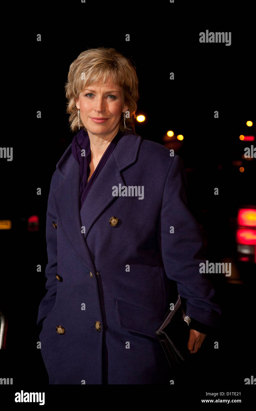 Sally Magnusson, Scottish broadcaster and journalist - Stock Image
