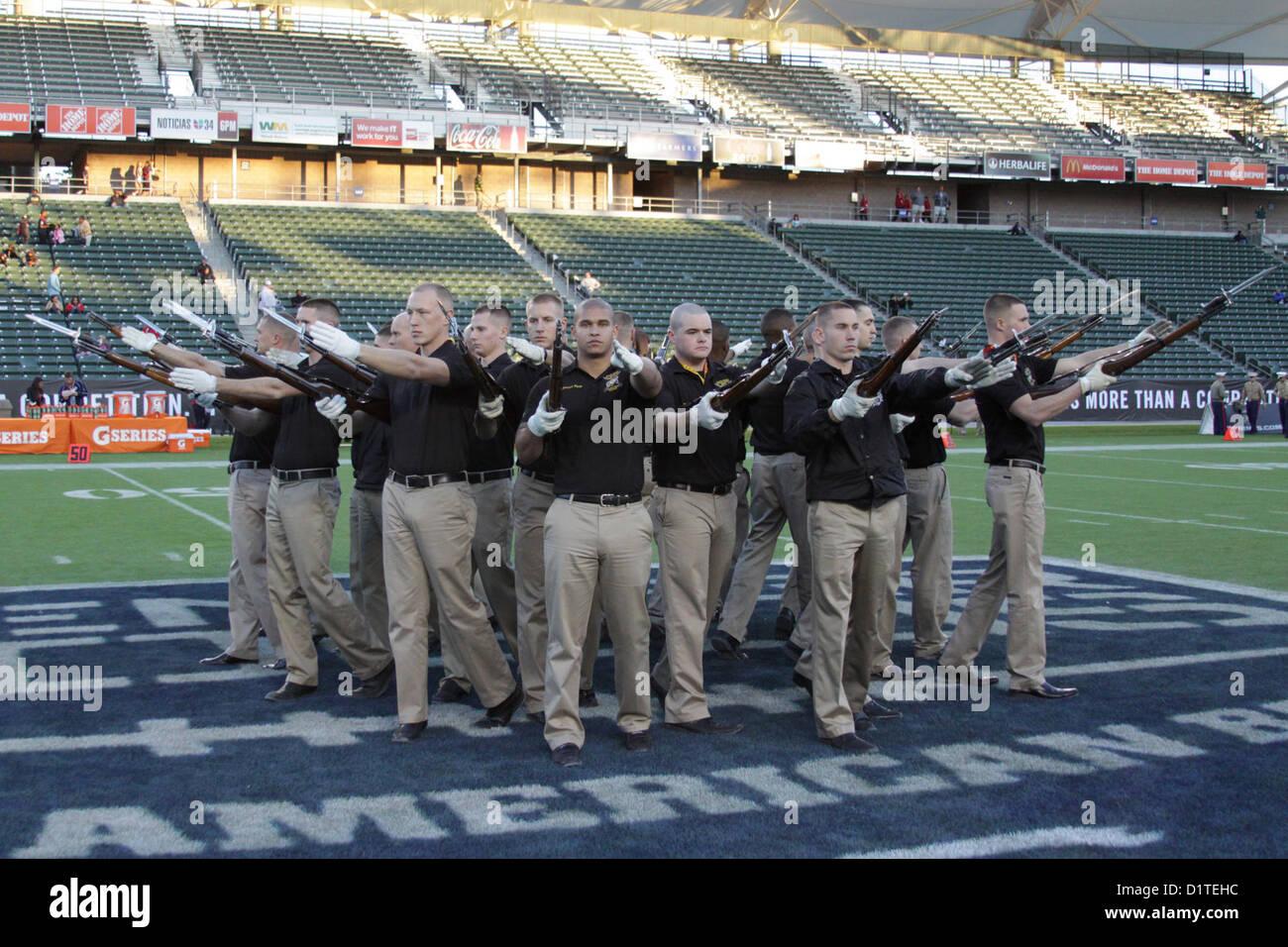 Silent Drill Platoon Stock Photos & Silent Drill Platoon