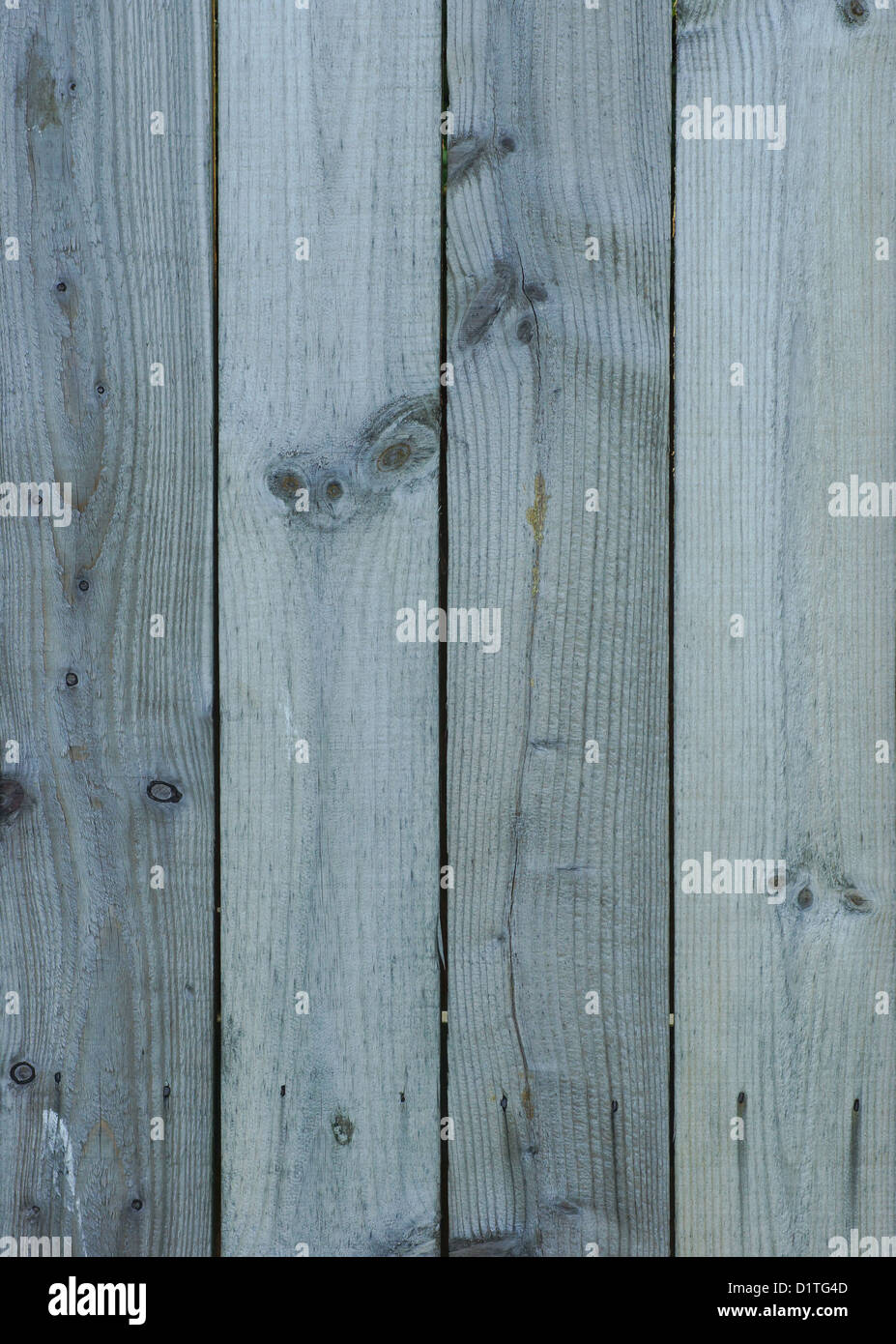 Real Wood Plank Texture Background - Stock Image