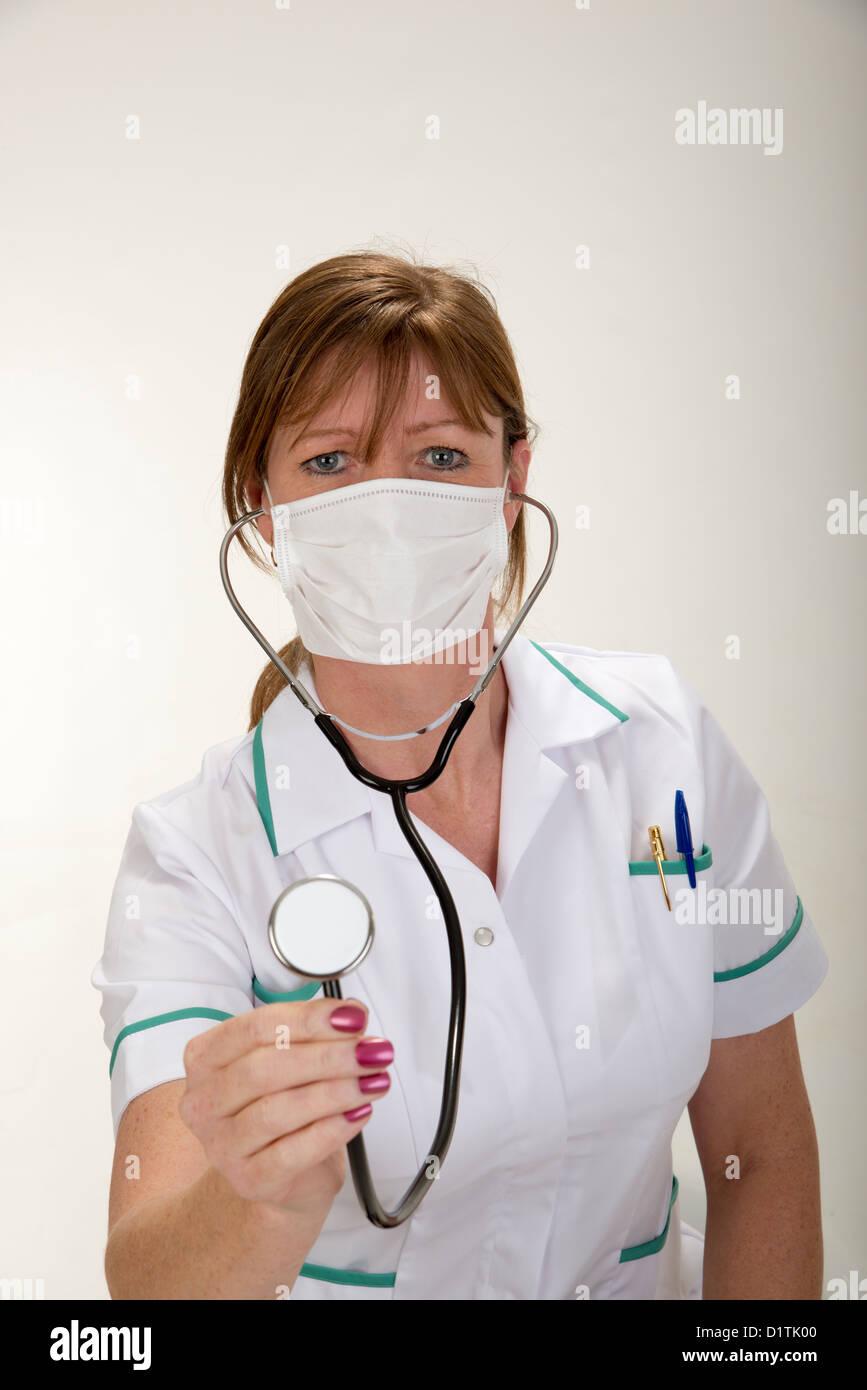 paramedic surgical mask