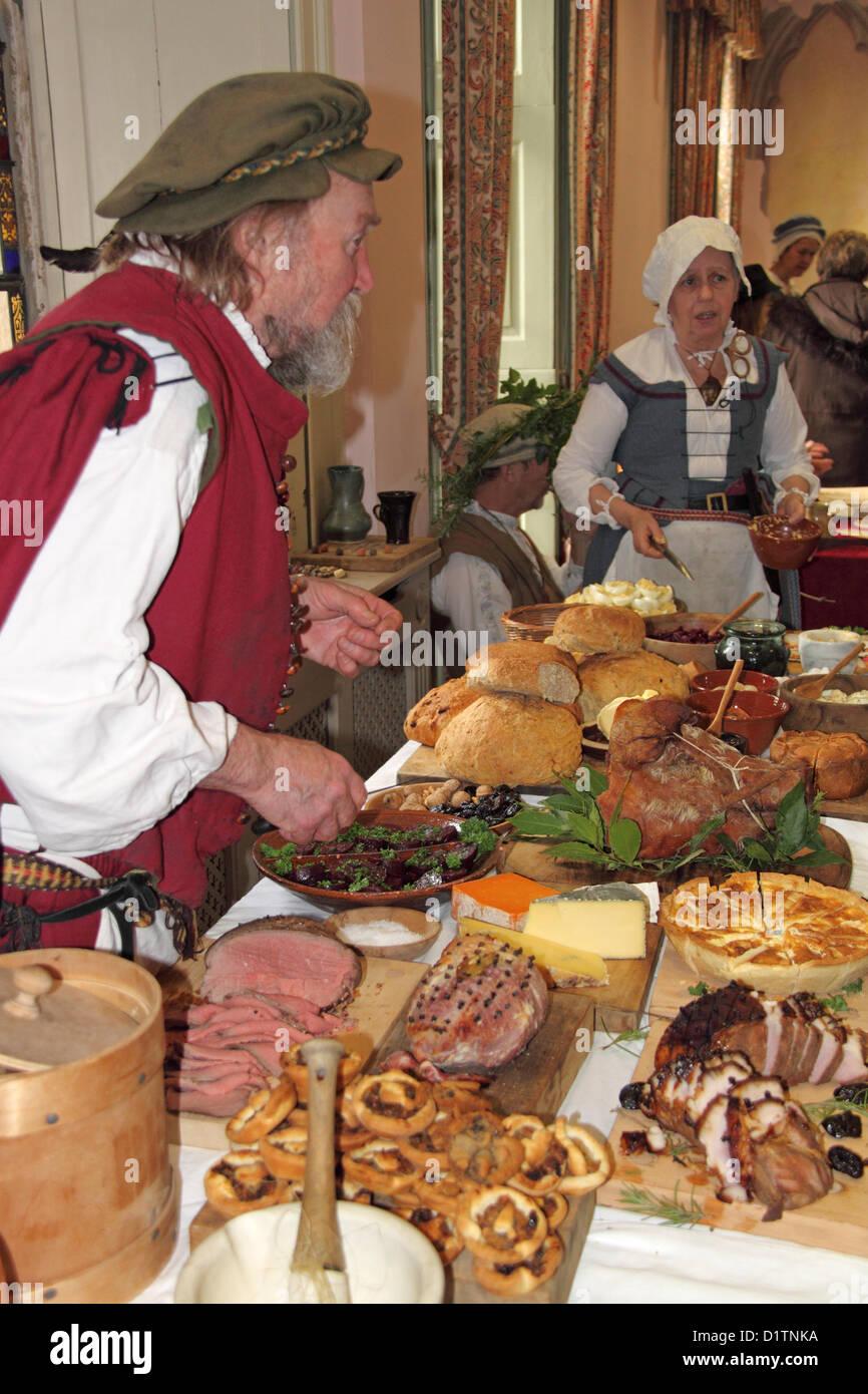 Tudor Food Stock Photos Amp Tudor Food Stock Images Alamy