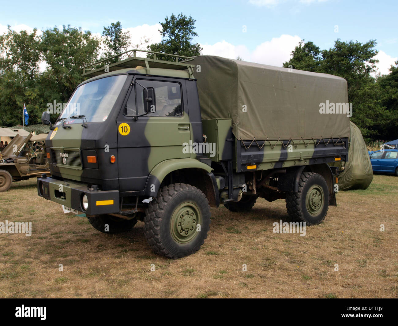 War And Peace Show Man 8 136 Fae 4x4 Army Military