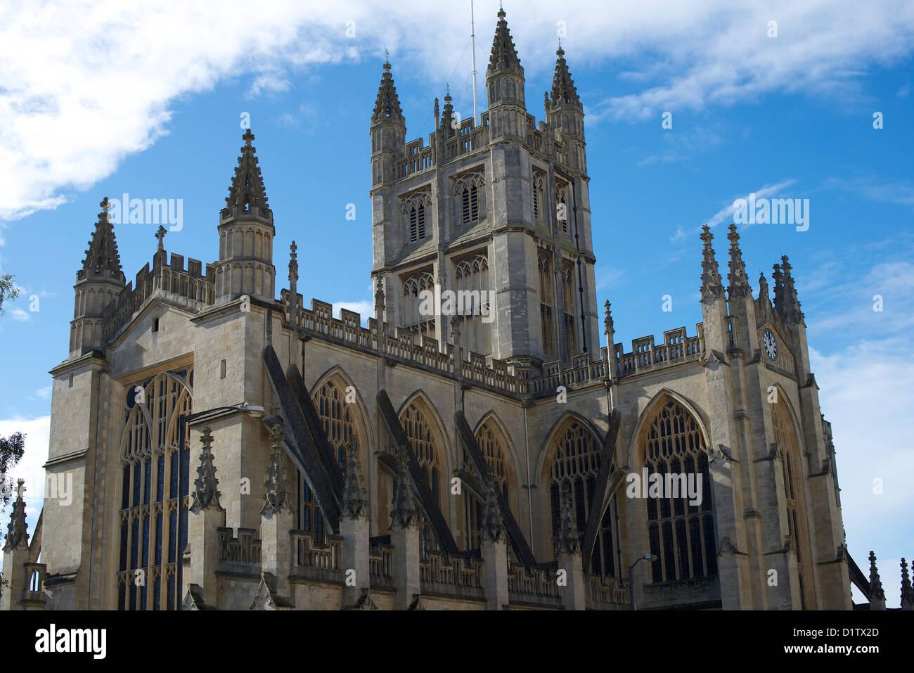 Bath Abbey Stock Photos & Bath Abbey Stock Images - Alamy