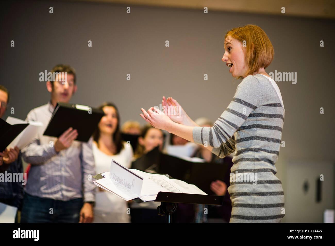 Conducting - amateur