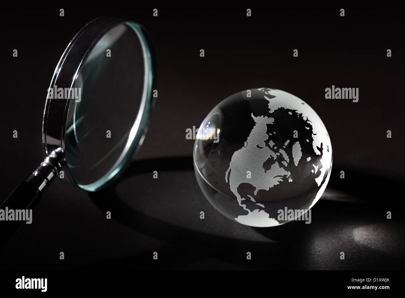 Global research - Stock Image
