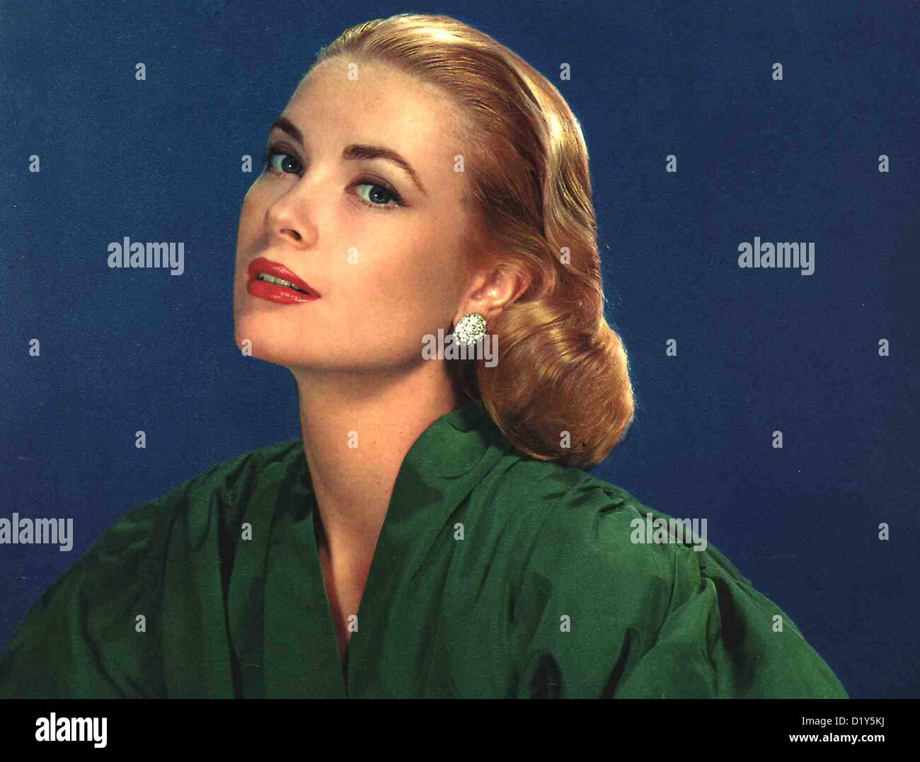 Diva - Grace Kelly   Kelly, Grace   Grace Kelly in 'The Swan', USA 1956 *** Local Caption *** 0  -- - Stock Image