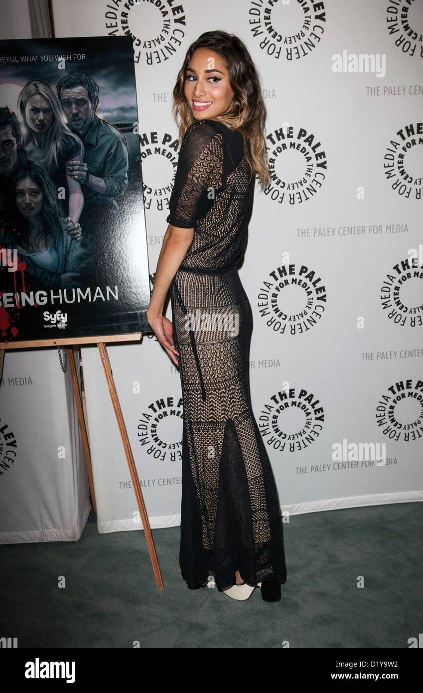 7d5b1d160e5 Meaghan Rath in attendance for The Paley Center for Media Presents An  Evening with Syfy s BEING HUMAN