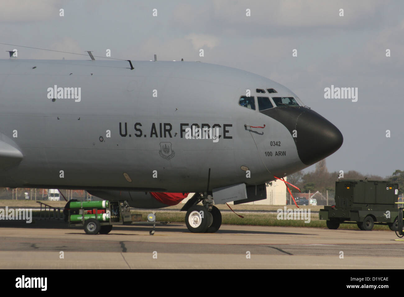 USAF US AIR FORCE. USA - Stock Image