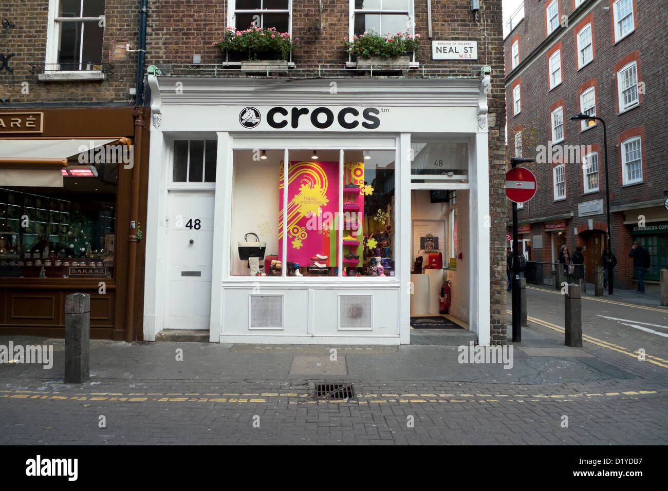 52a099c4631e74 Crocs shoe shop in Neal Street