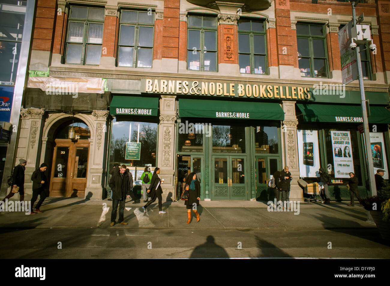 Barnes And Noble Bookstore Stock Photos & Barnes And Noble Bookstore ...