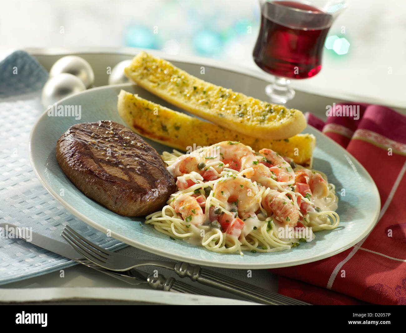 Steak And Lobster Seafood High ...